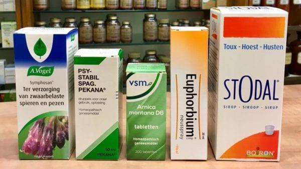 Natuurlijke geneesmiddelen