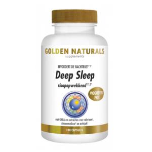 Golden Naturals Deep Sleep 180 capsules
