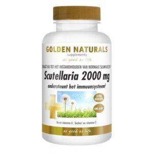 Golden Naturals Scutellaria 200 mg 180 capsules