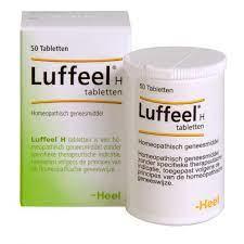 Heel Luffeel tabletten 250 tabletten