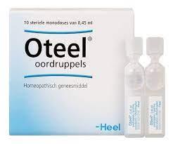 Heel Oteel 10 steriele monodoses van 0,45 ml