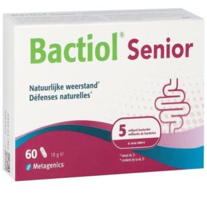 Metagenics Bactiol Senior 60 capsules