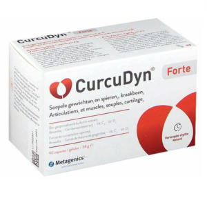 Metagenics CurcuDyn Forte 90 capsules