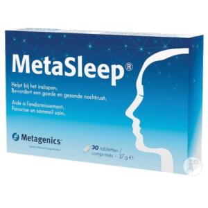 Metagenics MetaSleep 30 capsules