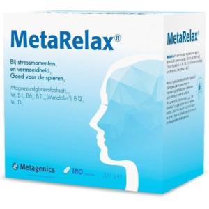 Metagenics Metarelax 180 tabletten