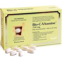Pharma Nord Bio-C-Vitamine 750 mg 120 tabletten.