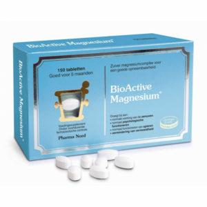 Pharma Nord BioActive magnesium 150 tabletten
