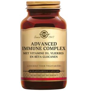 Solgar Advanced Immune Complex plantaardige capsules 60 caps