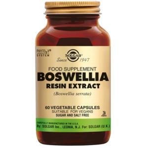 Solgar Boswellia Resin Extract plantaardige capsules 60 caps