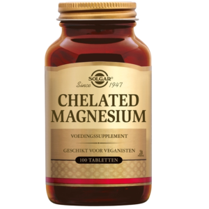 Solgar Chelated Magnesium tabletten
