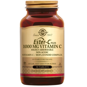 Solgar Ester-C Plus 1000 mg tabletten