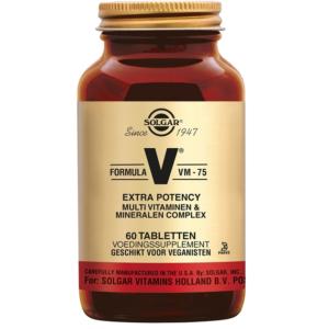 Solgar Formula VM-75 tabletten