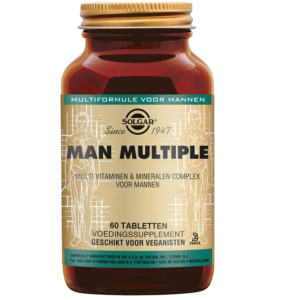 Solgar Man Multiple tabletten