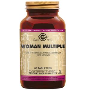 Solgar Woman Multiple tabletten 60 tabletten
