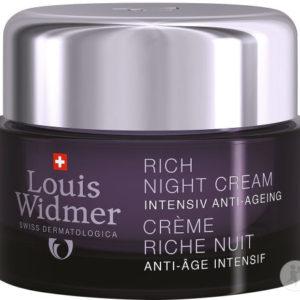 Louis Widmer Rijke Nachtcréme 50 ml