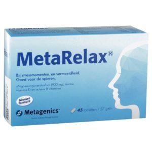 Metagenics Metarelax 45 tabletten