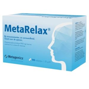Metagenics Metarelax 90 tabletten